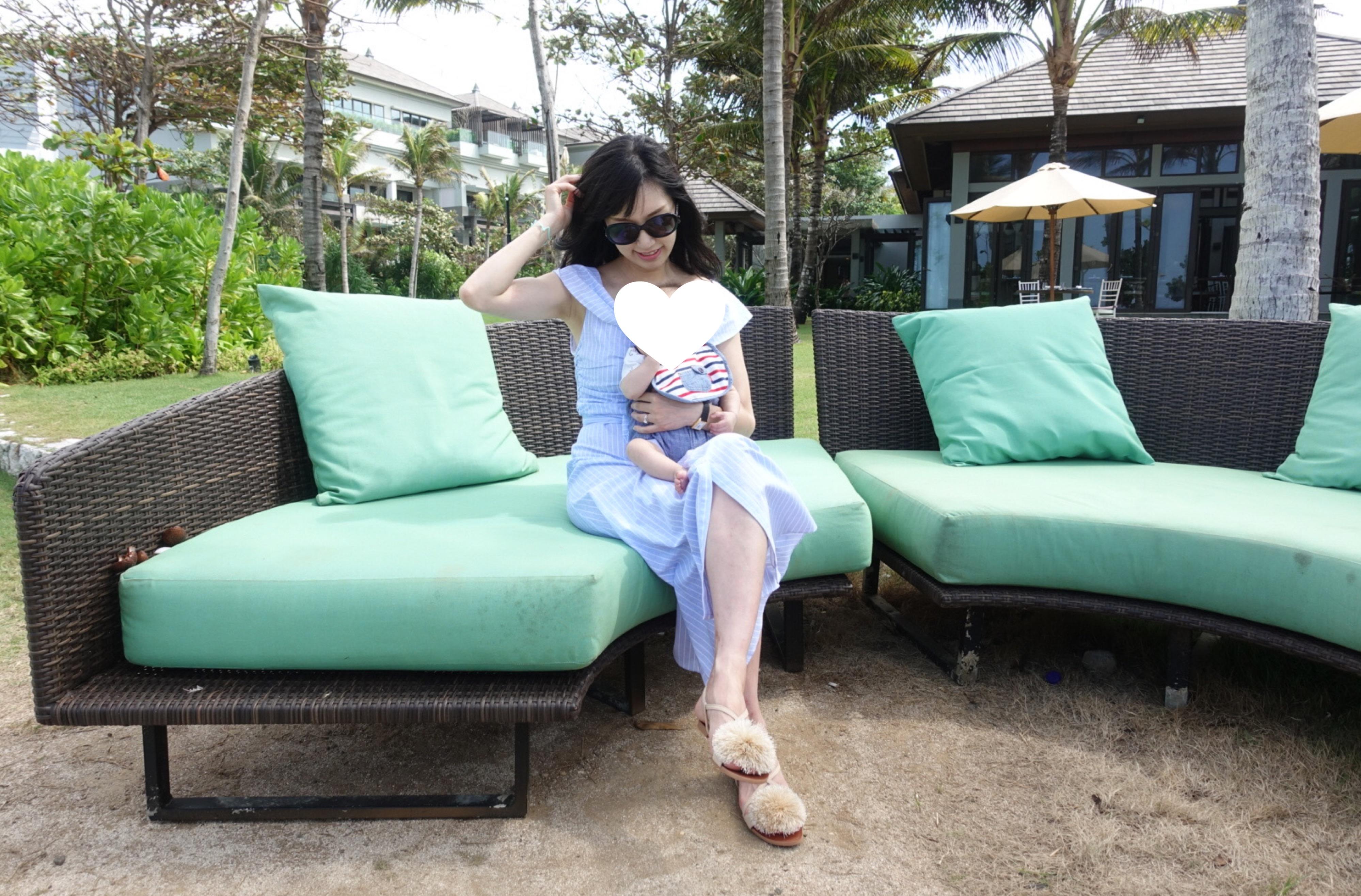 【バリ】初めての0歳赤ちゃん連れ海外旅行レポ!デビューは赤ちゃんにも優しいバリ島へ♡