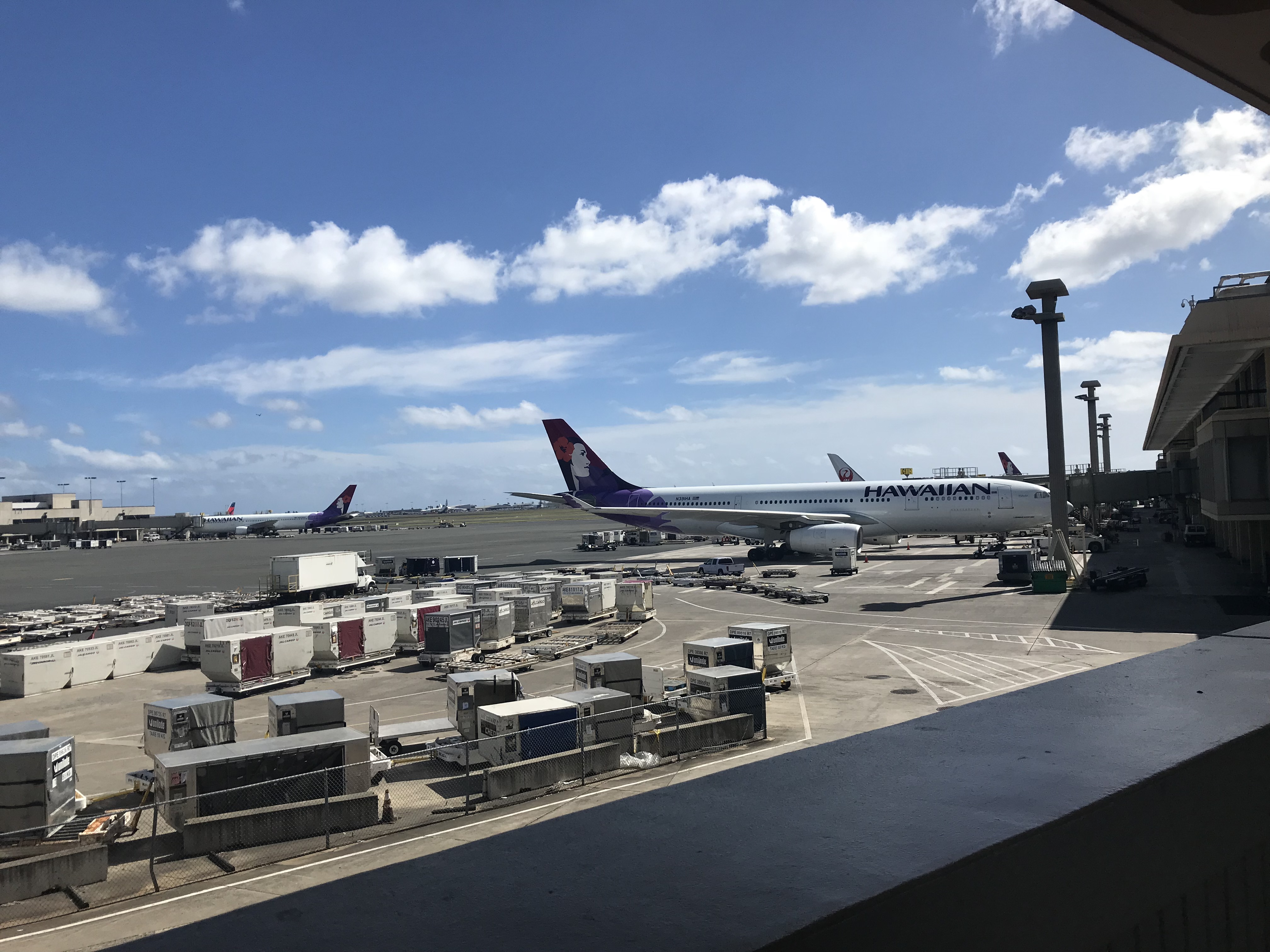 【ハワイ】0歳赤ちゃん連れハワイ旅行へ♡ハワイアン航空搭乗レポ