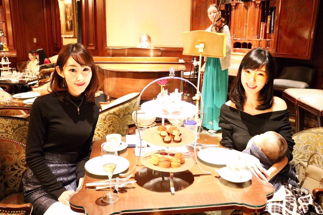 【ホテルアフタヌーンティー】リッツカールトン大阪でストロベリーアフタヌーンティーがスタート♡