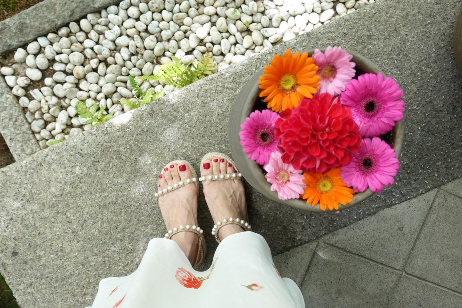 【京都】期間限定!華やかな花手水がフォトジェニック♡GWは京都・勝林寺へ